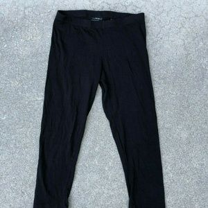 H&M Women's Crop Spandex Capris Leggings Pants S